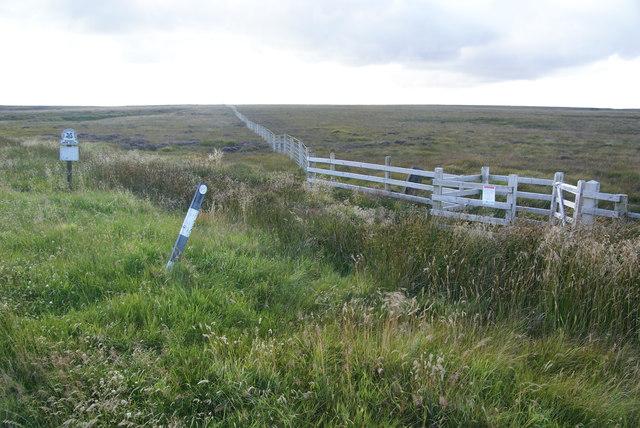 The Marsden Moor Estate