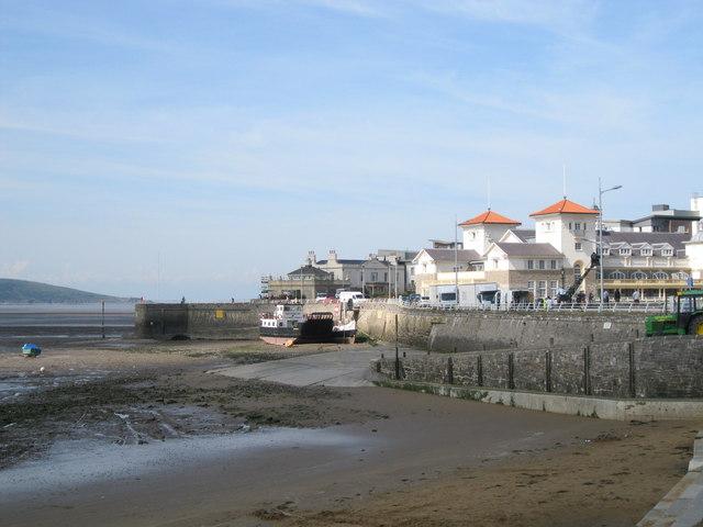 Knightstone Harbour