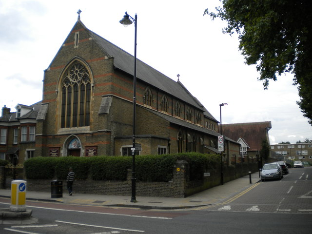 St Francis de Sales Church, High Road N17