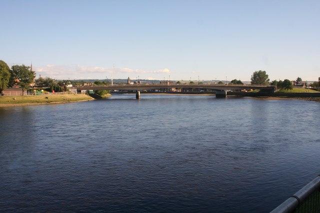 Ness and Friars' Bridge
