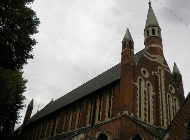 St Mary the Virgin Church, Lansdowne Road N17