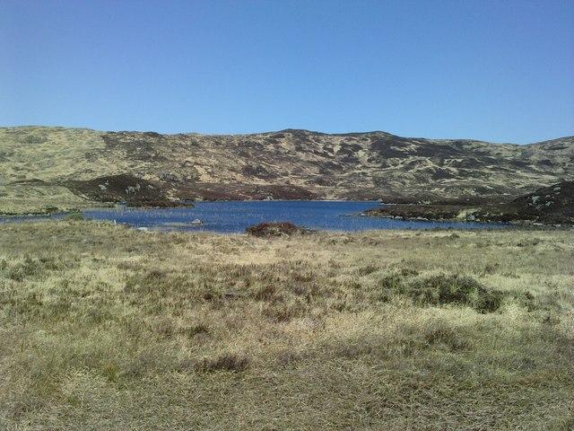 Loch Geesie (Goosie)