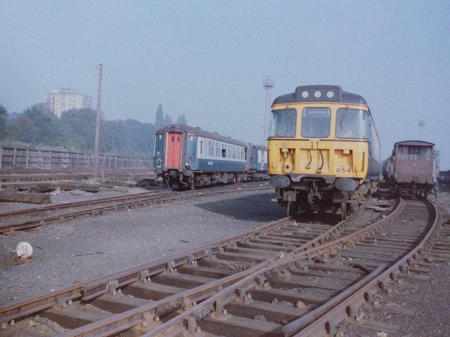 Wolverton Works, 1985