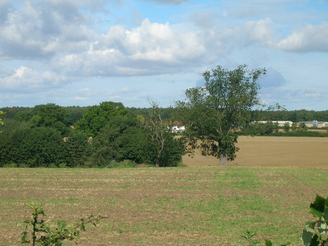 Farmland near Stillingfleet