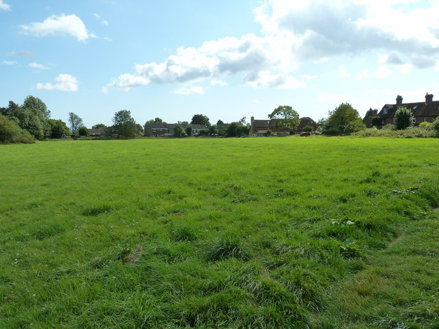 Grass area on the east side of Ardingly