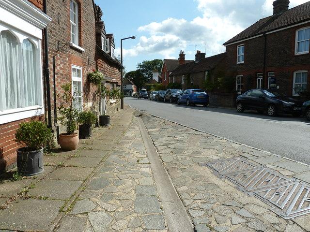 The High Street Ardingly
