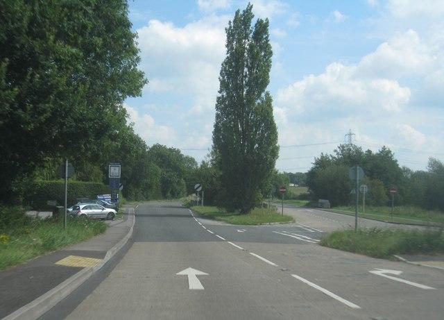 London Road (A30) - Hook
