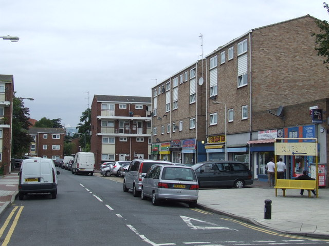 Cundy Road, E16