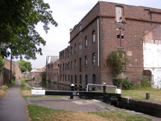 Canalside Buildings