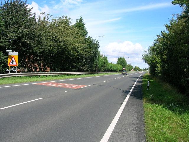 A19 towards York