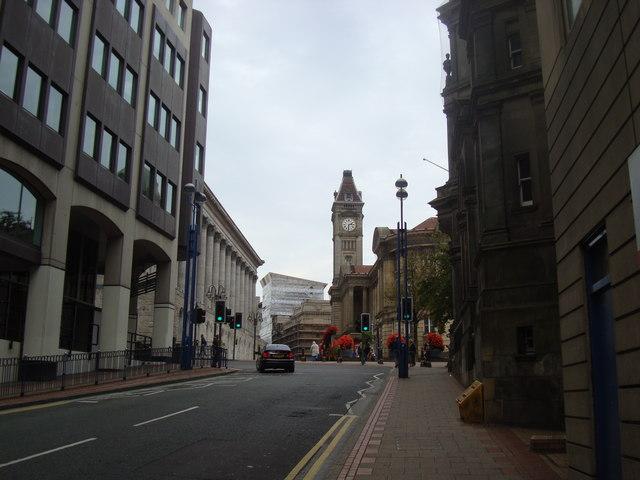Hill Street, Birmingham