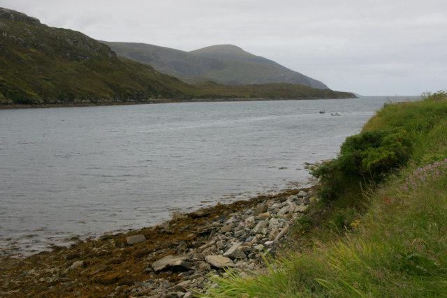 Loch a' Siar, Tarbert
