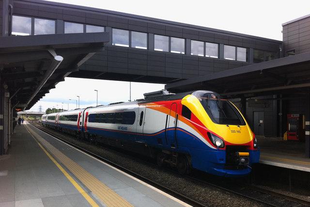 East Midlands Parkway railway station