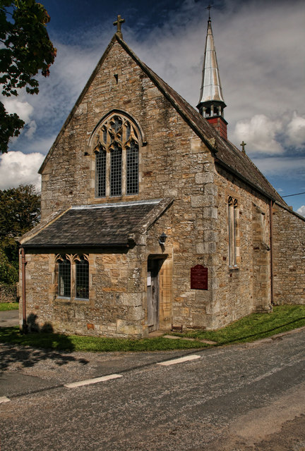 The Church of St James