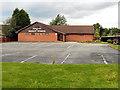 SJ8795 : Jehovah's Witnesses Kingdom Hall by David Dixon