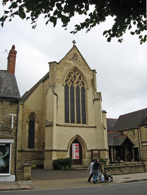 The Methodist Church, 40 High Street, Witney