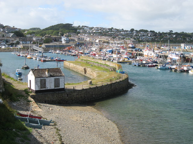 Newlyn Old Harbour