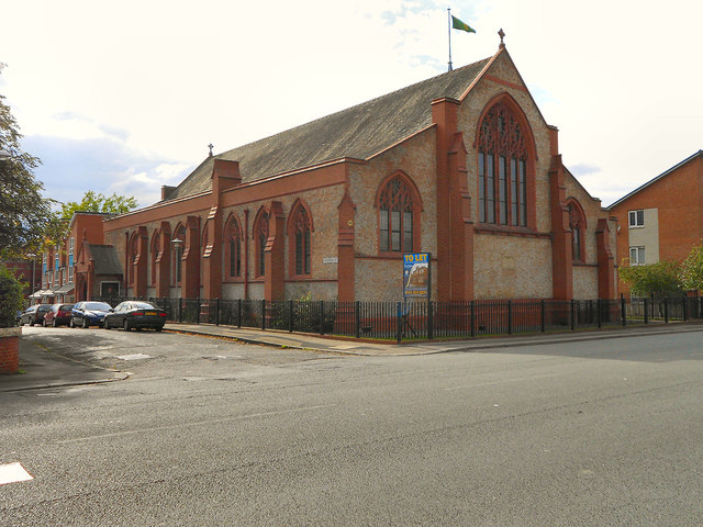 Former St Andrew's Church