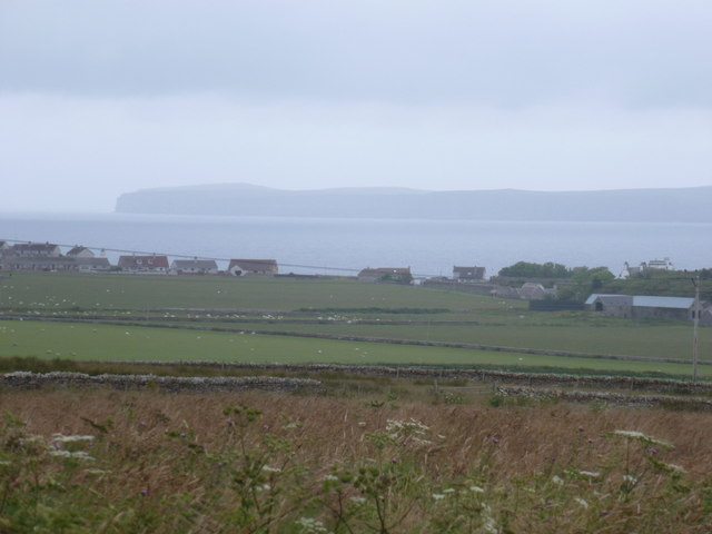 Thurso: view across Scrabster