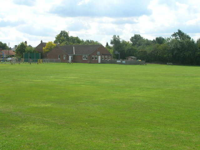 Sports field, North Duffield