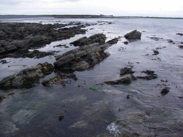 Hucklinsowe rocks