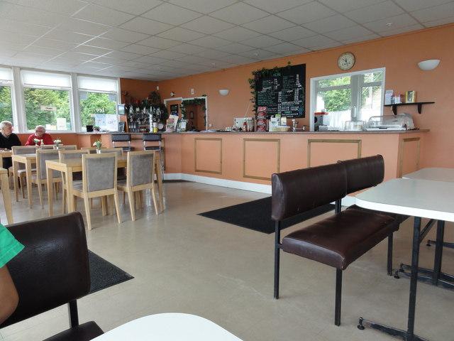 Folkestone, Little Switzerland Cafe