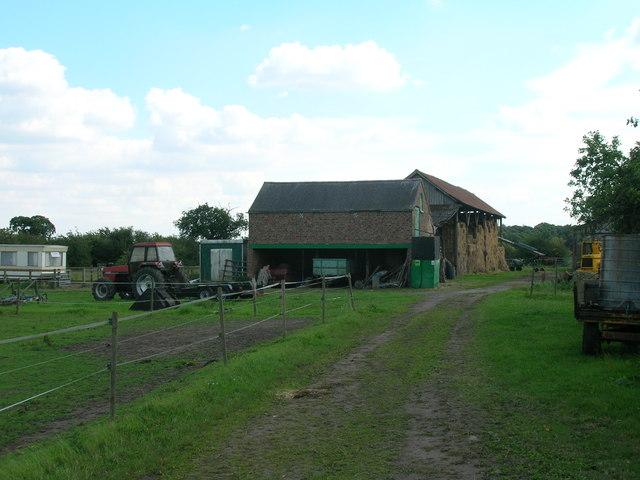 Warren House Farm