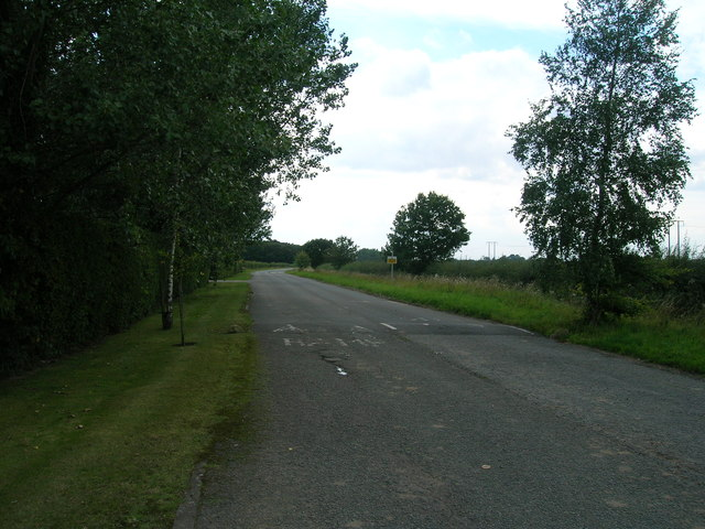 New Road towards the A19