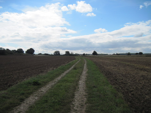 Farm  Track  to  Booty  Lane