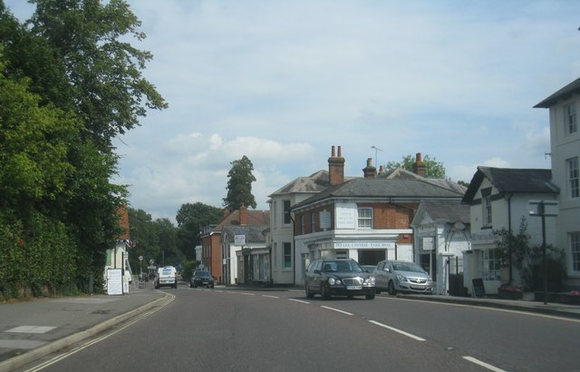 High Street - Hartley Wintney