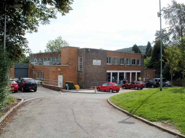 Caerphilly Magistrates' Court