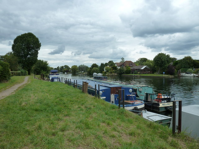 Walk along the Thames from Runnymede to Old Windsor (59)