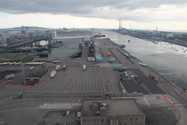 Dublin Docks, Ireland