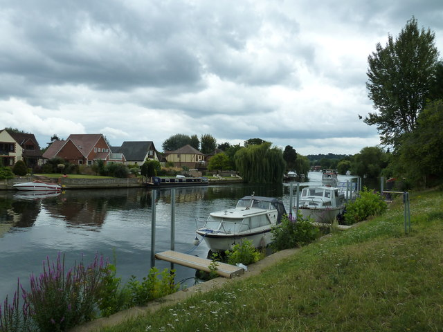 Walk along the Thames from Runnymede to Old Windsor (67)