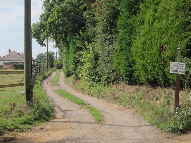 Lenham Forstal Road