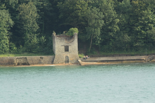 Old Castle Point, Cowes