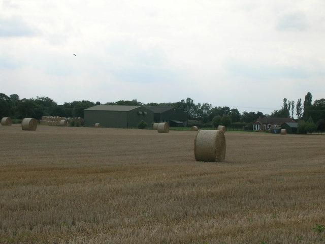 Farmland off Howden Lane