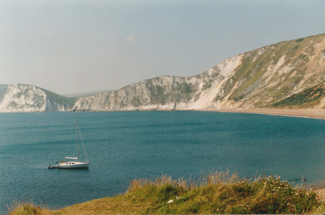 Worbarrow Bay: a safe anchorage