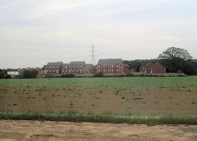 Fields at Battlefield