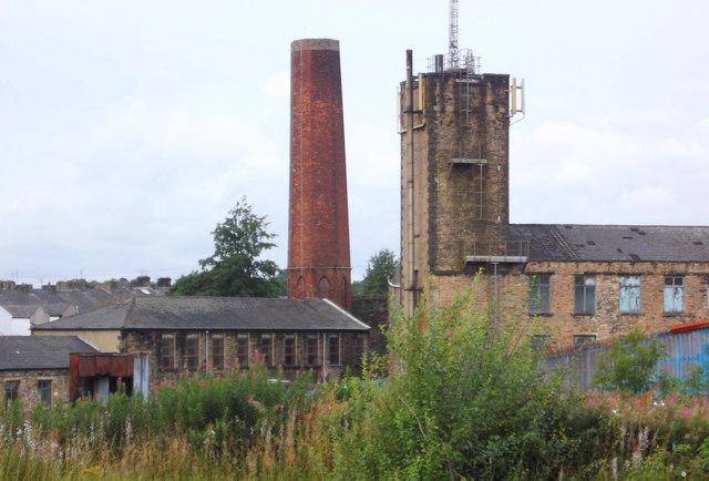 Stone Bridge Mill, Stone Bridge Lane, Oswaldtwistle, Lancashire