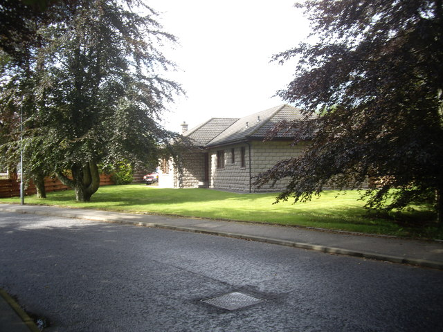 A bungalow in Annesley Grove