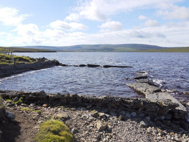 Cow Green Reservoir