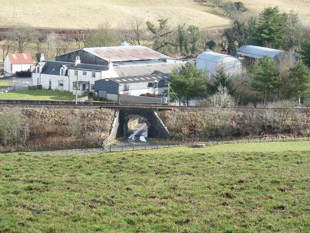 Farm at Pinwherry