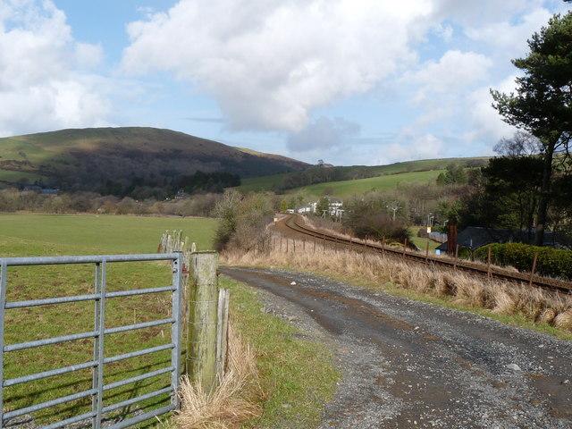 Pinwherry Village