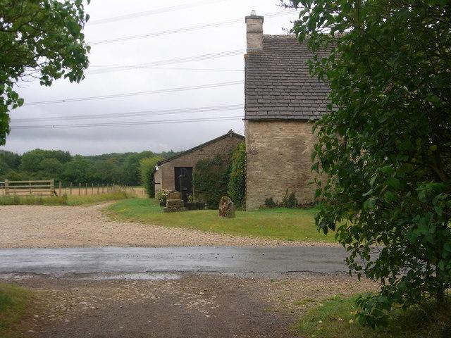 Hill Barn (farmhouse)