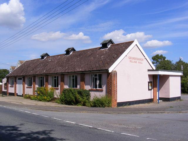 Grundisburgh Village Hall
