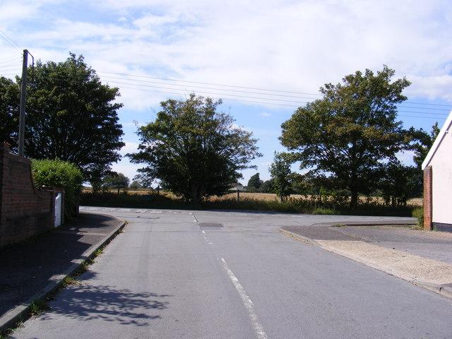 Post Mill Gardens, Grundisburgh