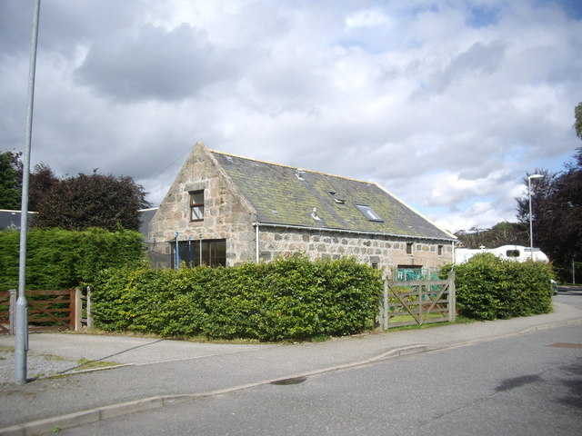 Converted steading, Torphins