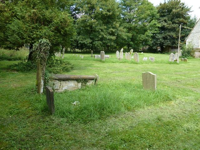 Tunworth Churchyard (f)