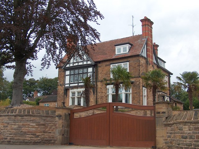"""""""One Ash"""" - Grand detached house on Dore Road, Sheffield"""